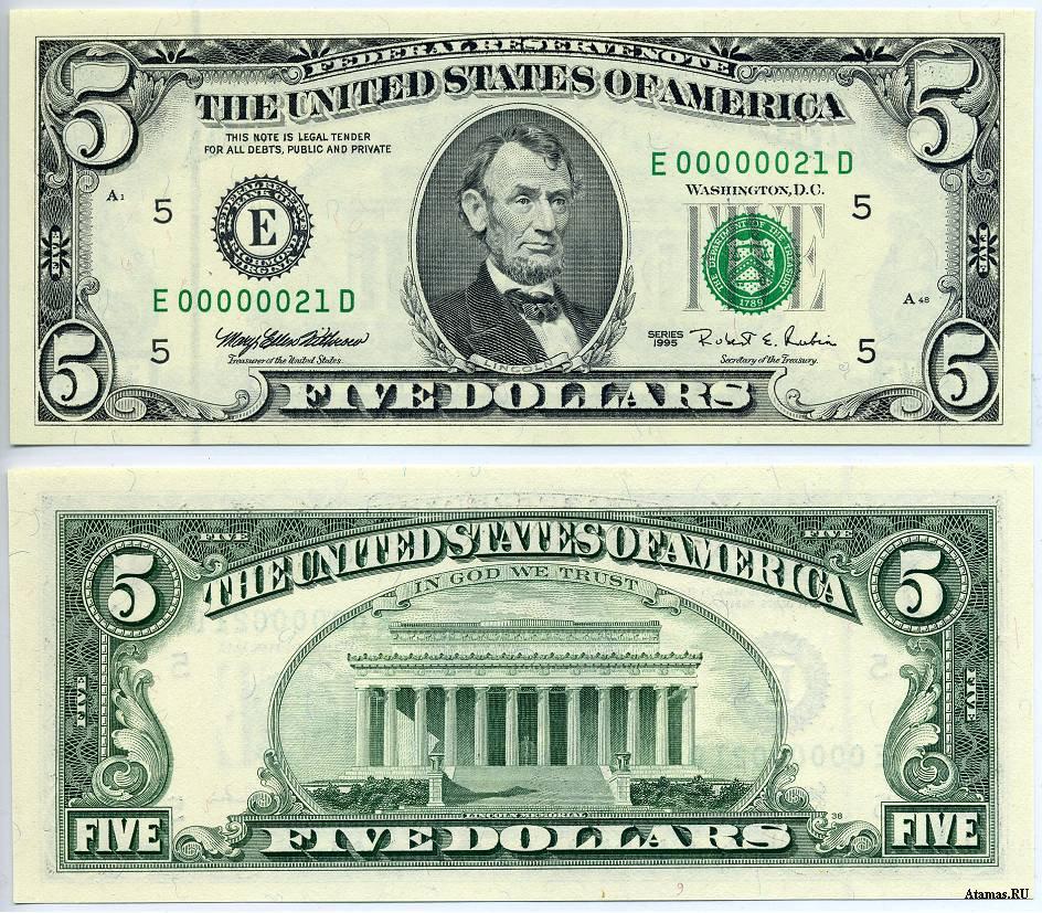 Курс доллара в россии